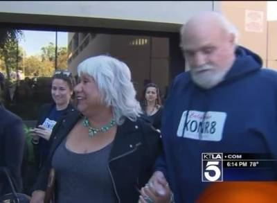 News video: California's Longest-Serving Wrongfully Convicted Inmate Set Free
