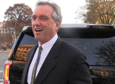 News video: Robert F. Kennedy Jr. -- Miley Cyrus Can Party with My Family