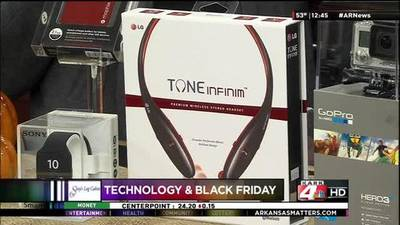 News video: Technology & Black Friday